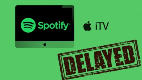 Spotify for Apple Inc. (AAPL) TV Will Not Come Soon