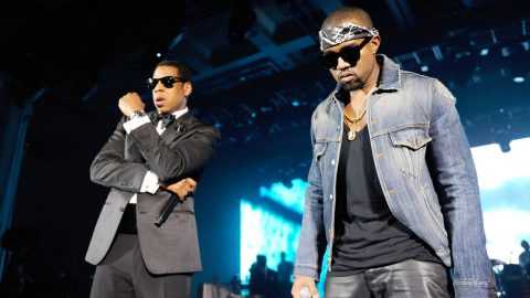 Kanye Blasts 'Tidal/Apple Bulls–t' for Lack of 'Watch the Throne 2'