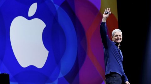 Apple profits fall for the first time in 15 years