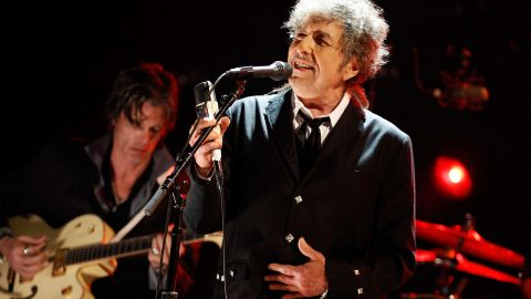 Bob Dylan Accepts His Nobel Prize for Literature