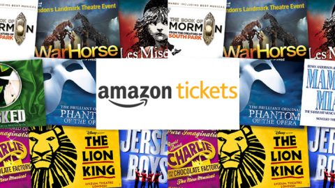 Amazon has big plans to expand its online tickets business