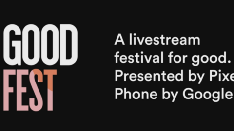 Good Fest, festival de música do Google, será transmitido em streaming no YouTube