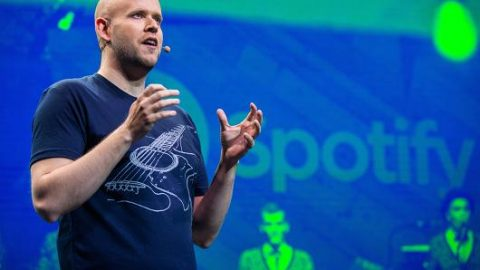 Spotify CEO says it could have 'died' in 2013 and he had to 'bet the entire company' to survive