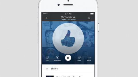 PANDORA LAUNCHES $9.99-A-MONTH PREMIUM TIER TO RIVAL SPOTIFY, APPLE MUSIC