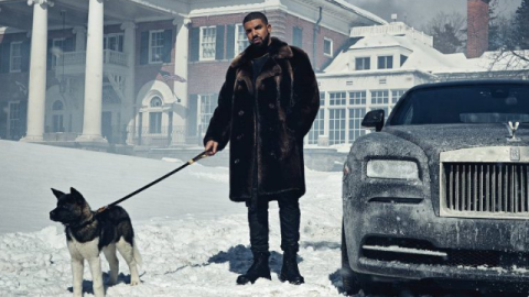 DRAKE'S MORE LIFE TOPS 250M STREAMS ACROSS APPLE MUSIC AND SPOTIFY IN TWO-AND-A-HALF DAYS