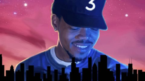 Apple paid Chance The Rapper $500,000 for Coloring Book exclusive