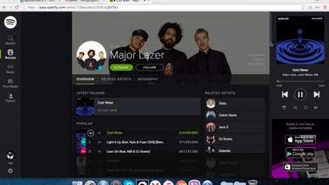 Spotify May Face Legal Action Over a Simple Russian Hack