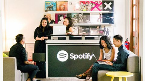 How Spotify is wooing brands