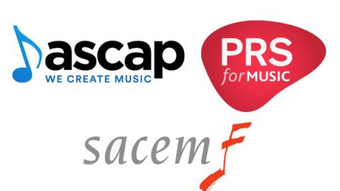 ASCAP, SACEM and PRS for Music press release: ASCAP, SACEM, and PRS for Music initiate joint blockchain project to improve data accuracy for rightsholders
