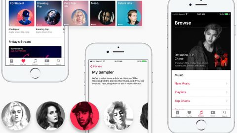 Student responds to Apple rejection by creating better version of Apple Music