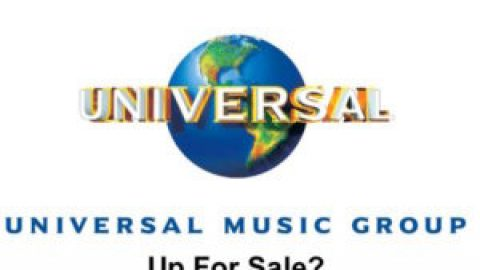 Could Part Of Universal Music Be Up For Sale?