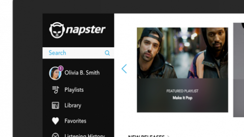 Napster parent Rhapsody cuts jobs, CEO departs amid debt challenges and strategic review