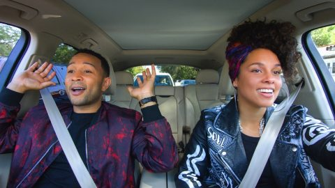 Apple Music-exclusive 'Carpool Karaoke' arrives August 8th
