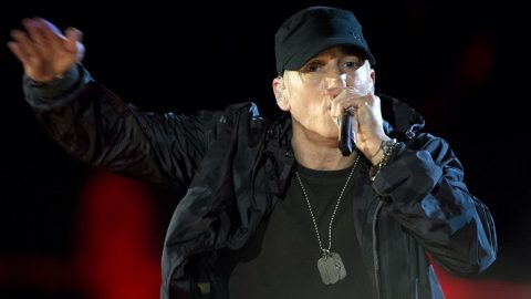 Eminem Re-releases The Eminem Show… on Cassette Tape
