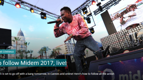 How to follow Midem 2017, live!