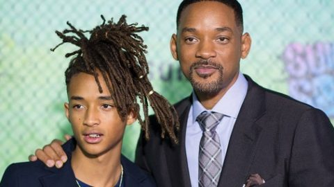 Spotify e YouTube para quê? Jaden Smith lança seu novo álbum no Instagram