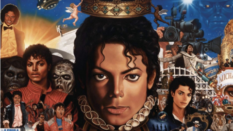 Fake News: A Sony Music negou que usou vocais falsos no álbum de Michael Jackson.